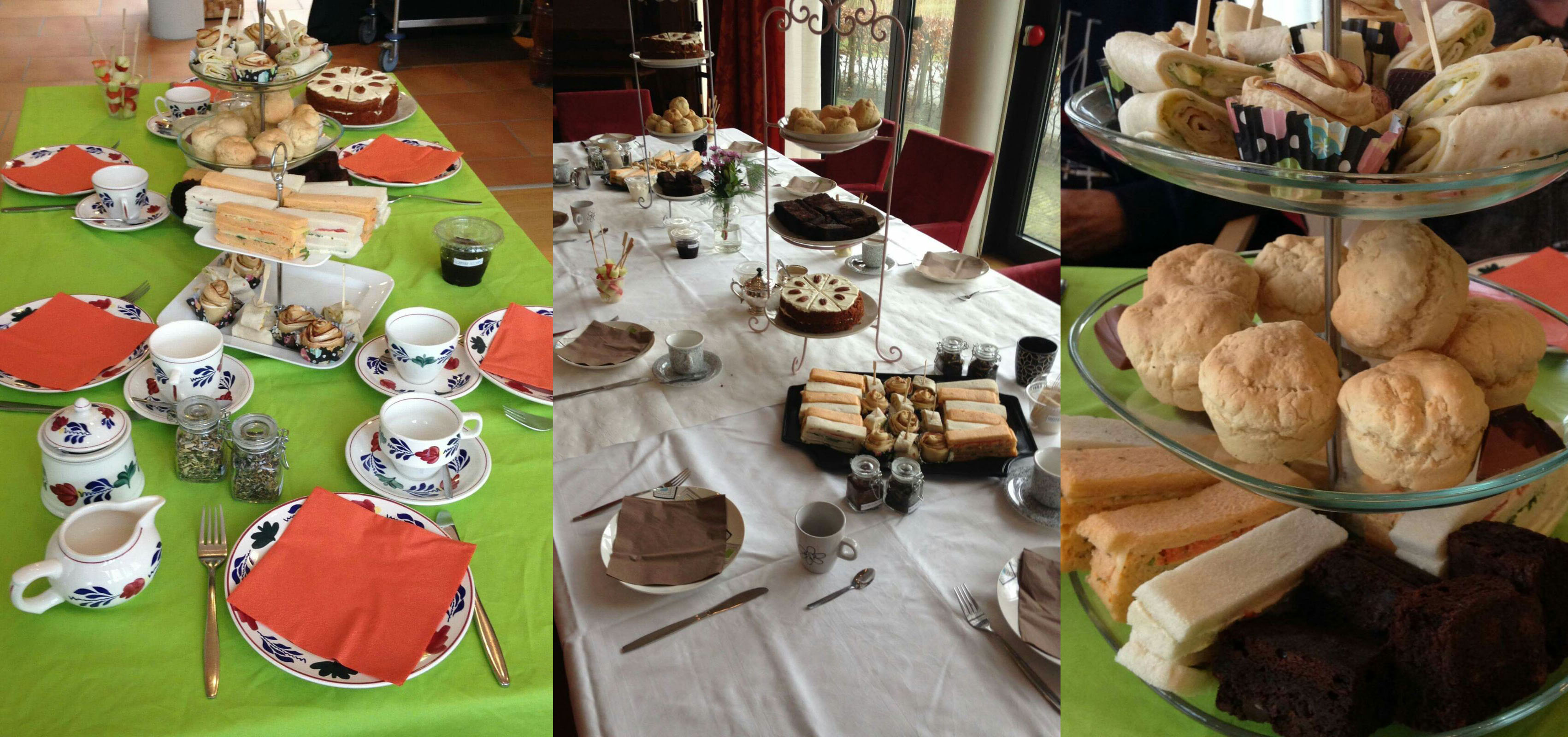 Wensboom High Tea